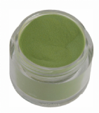 Green acrylic powder 4g  /022/